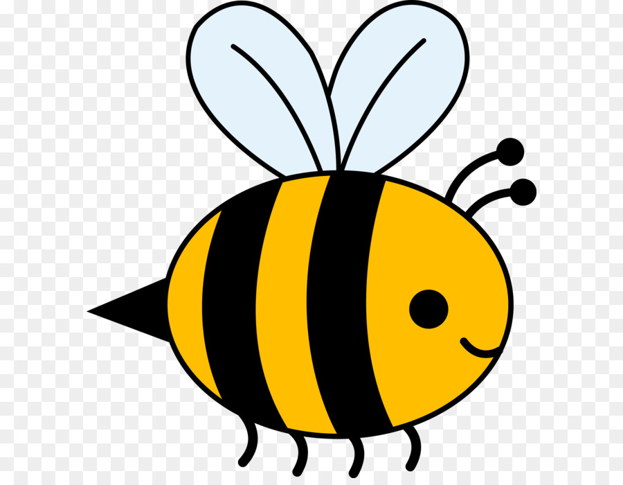 1131 Bumble Bee free clipart.