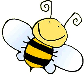 Free bumble bee clipart.