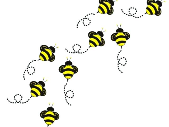 bee clipart free.