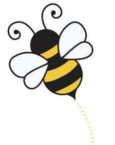 Bumble bee flying clipart 6 » Clipart Portal.