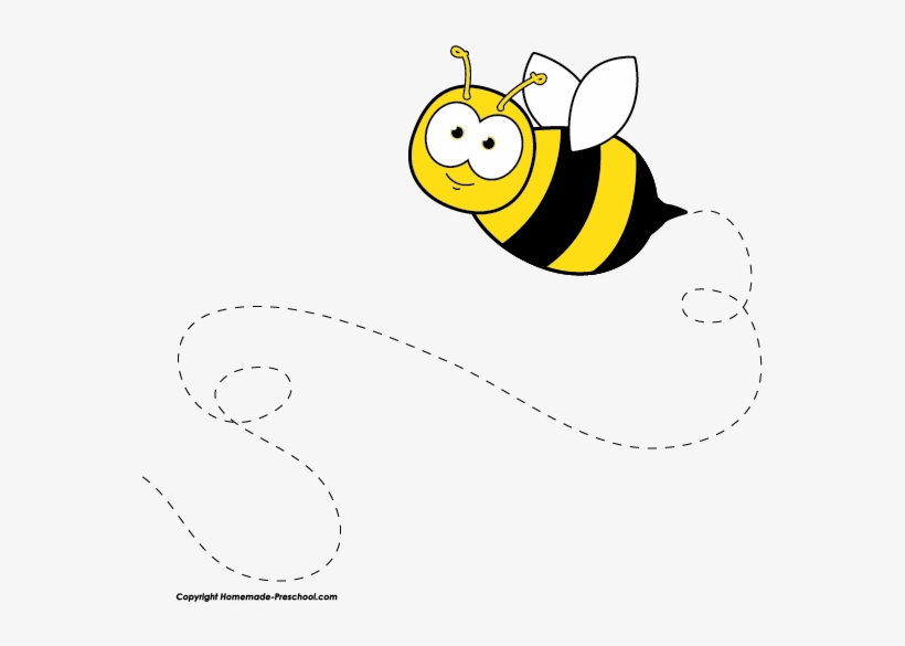 Buzzing Bee Clipart Animal Bee Clipart, Bees.