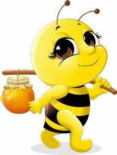 Bees Clip Art Bumble Bee Beehive Clip Art Buzzy Bee Clip art.