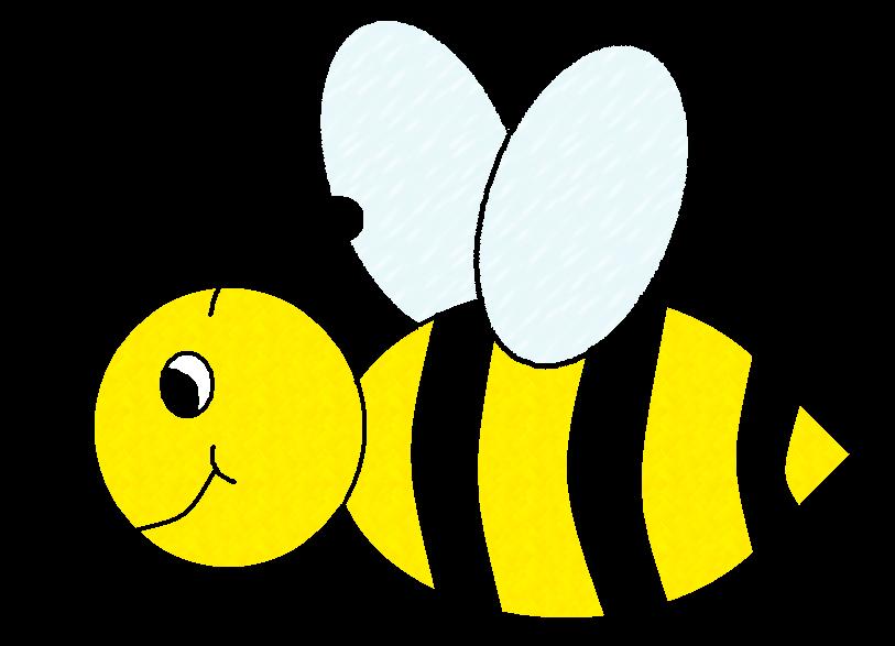 Bumble bee clip art.