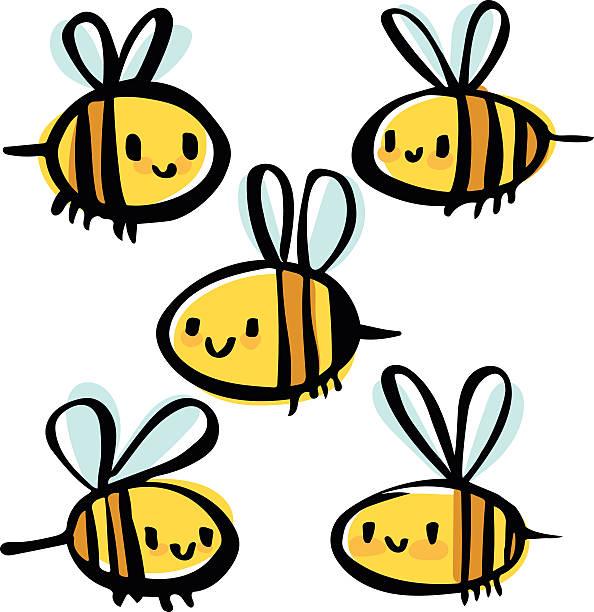 Best Bumblebee Illustrations, Royalty.
