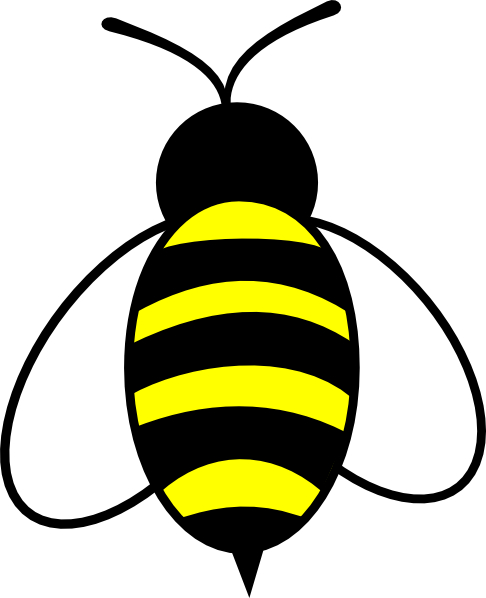 Bee Flying Clipart & Bee Flying Clip Art Images.