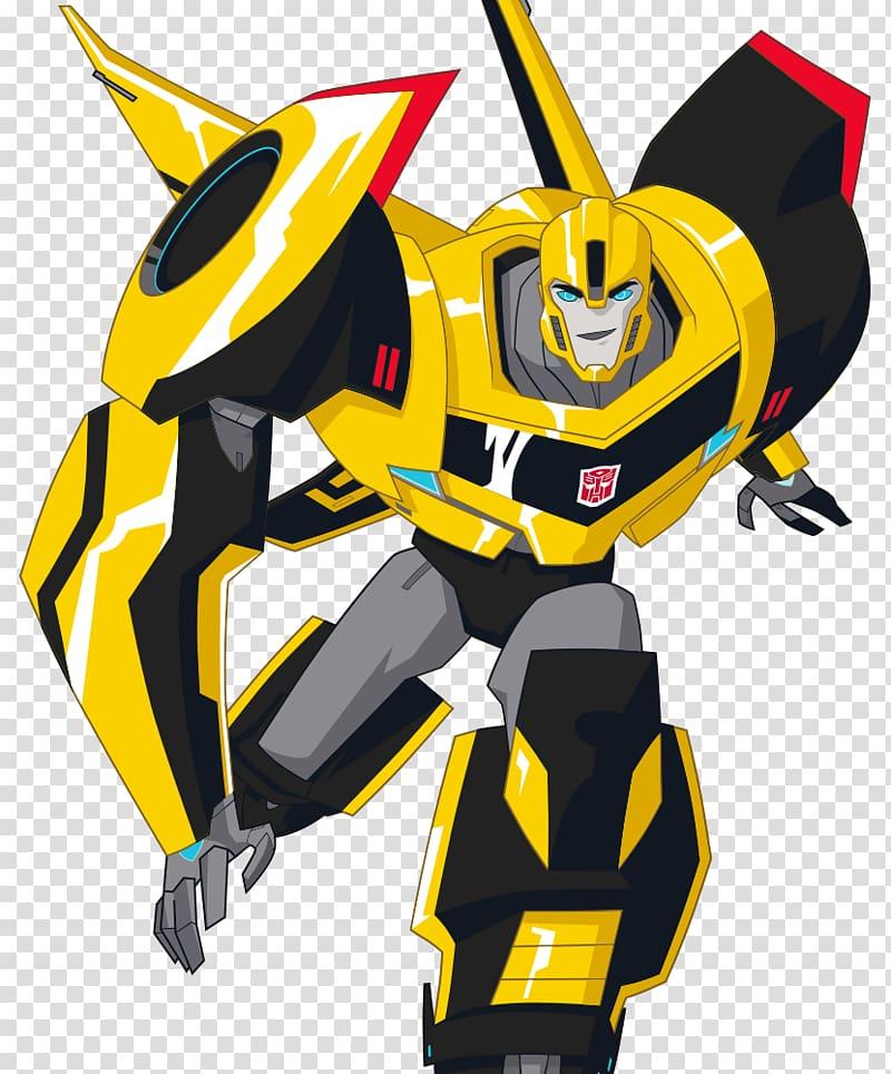 Transformer Bumblebee illustration, Bumblebee Optimus Prime.