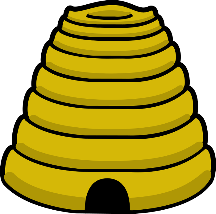 Free Bee Graphics.