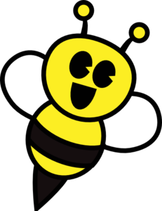 Bumble bee vector bee clipart 3 clipartcow.