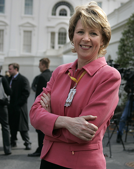 Elisabeth Bumiller.
