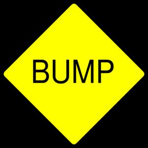 Bump Clipart.
