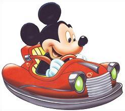 Free Bumper Cars Clipart.