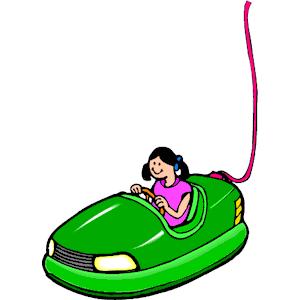 Bumper Car clipart, cliparts of Bumper Car free download (wmf, eps.