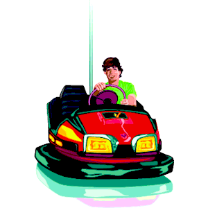 Bumper Car clipart, cliparts of Bumper Car free download (wmf, eps.
