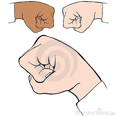 Clipart fist bump.