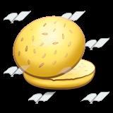 Burger Bun Clip Art.