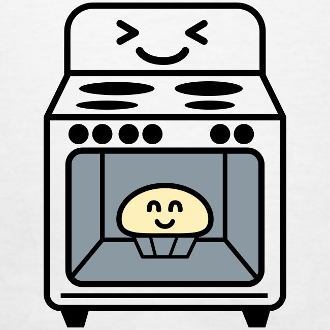 Bun In The Oven Clipart.