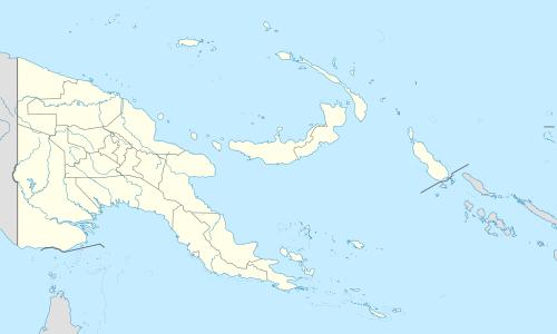Buna, Papua New Guinea.
