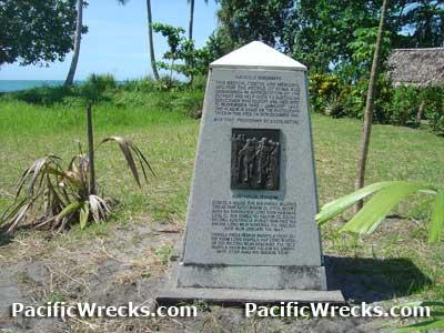 Pacific Wrecks.