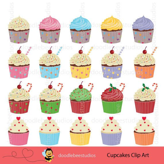 1000+ ideas about Cupcake Clipart on Pinterest.