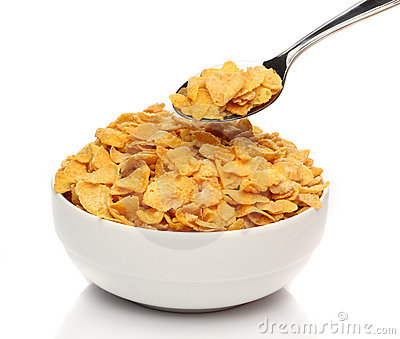 Clipart corn flakes.