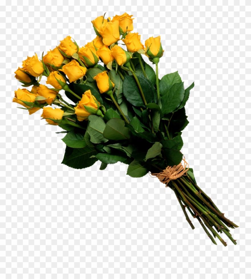 Bouquet Flowers Png Clipart (#2969985).
