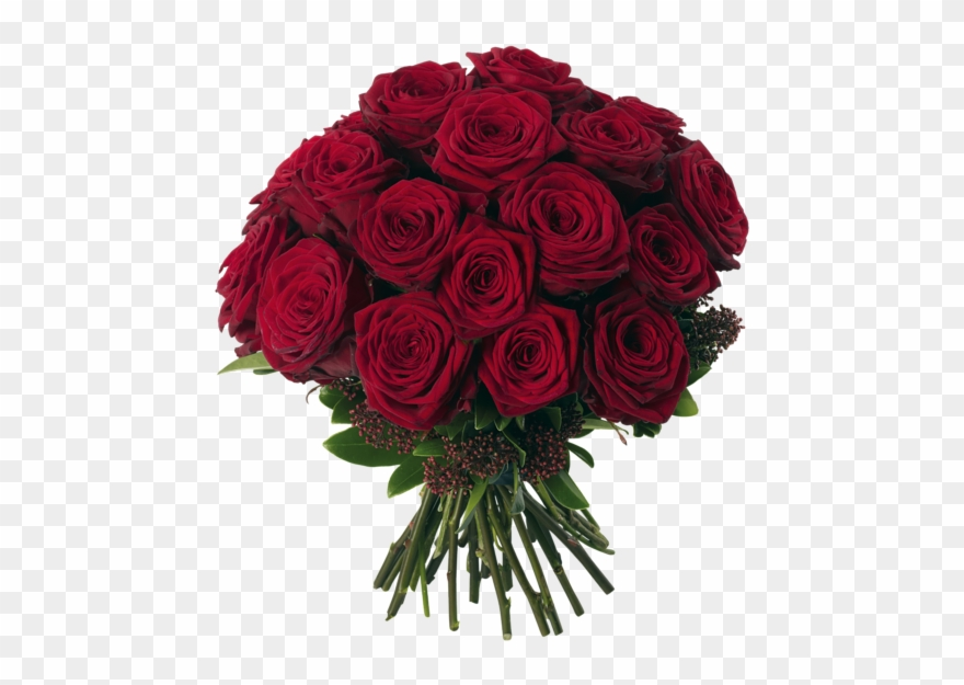 Transparent Red Roses Bouquet Png Clipart Picture Spring.