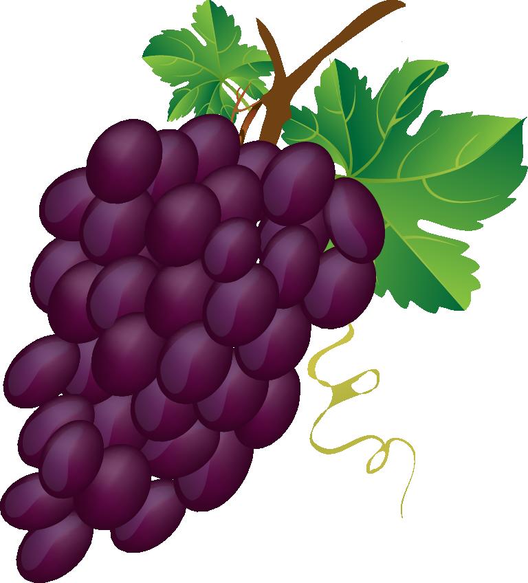 Free to Use & Public Domain Grapes Clip Art.