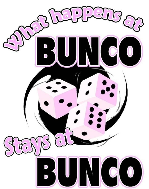 Bunco Pinterest Baby BUNCO Clipart.