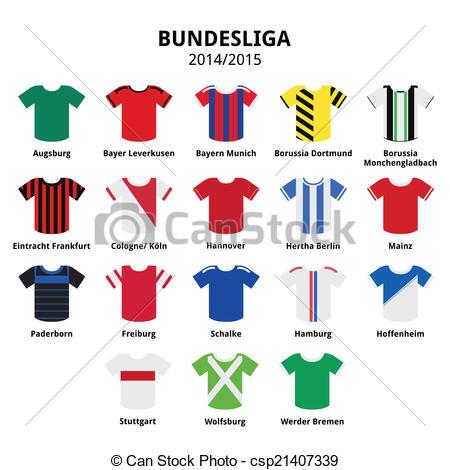 Bundesliga Vector Clip Art Illustrations. 23 Bundesliga clipart.