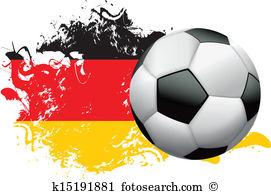 Bundesliga Clip Art Vector Graphics. 20 bundesliga EPS clipart.