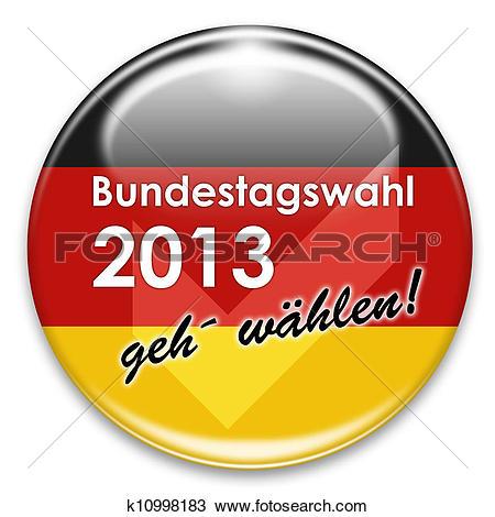Drawing of Bundestagswahl 2013 k10998183.