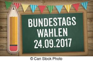 Bundestagswahl Clip.