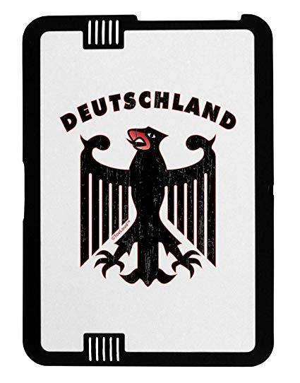 Amazon.com: TooLoud Bundeswehr Logo Deutschland Kindle Fire.