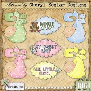 Digi Web Studio Blog: Bundle of Joy 1.