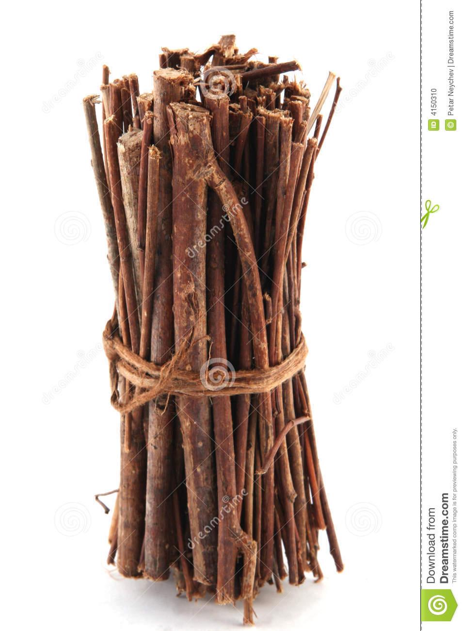 Bundled Firewood Clipart.