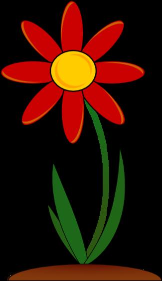 Gambar Clipart Bunga.