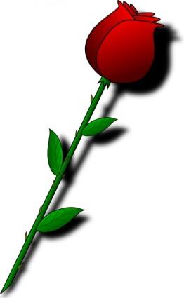 Clipart bunga mawar 4 » Clipart Station.