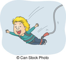 Bungee Clip Art and Stock Illustrations. 151 Bungee EPS.