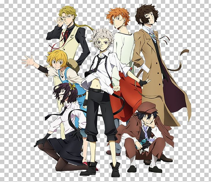 Bungo Stray Dogs Anime Manga Drawing PNG, Clipart, Anime.