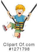 Bungee Jumping Clipart #1.