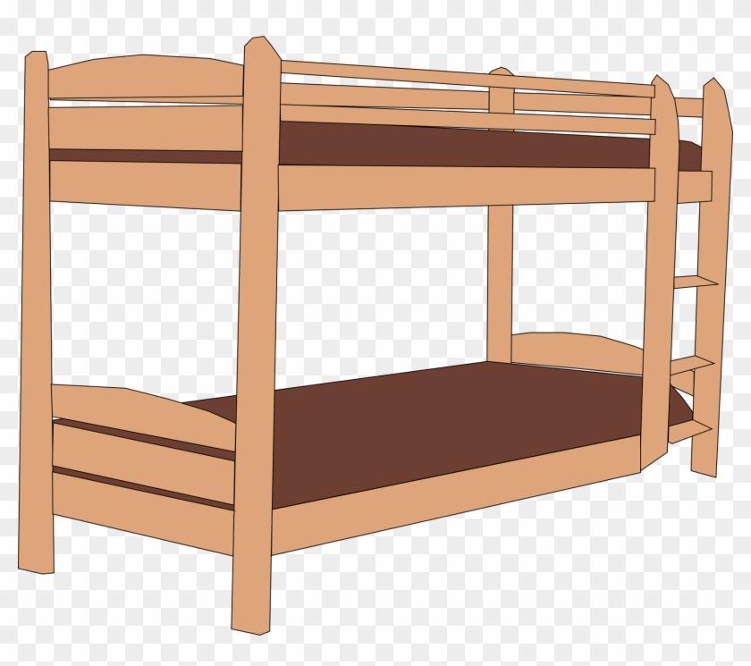 Cartoon Bunk Bed.