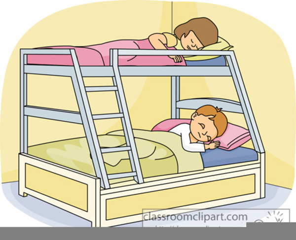 Bunk bed clipart » Clipart Station.