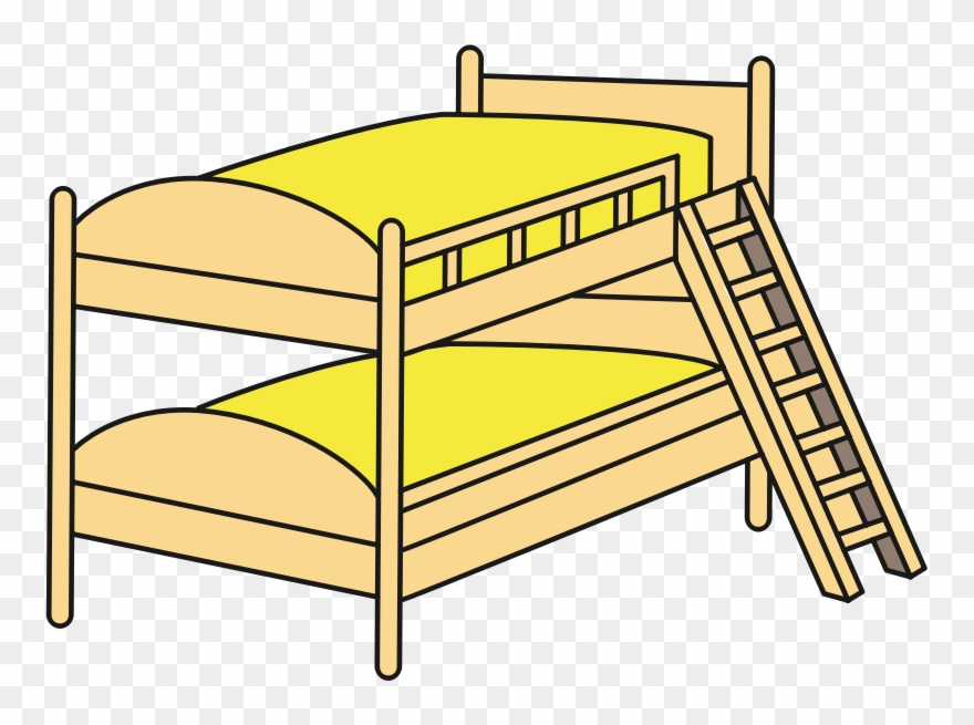 Clipart Bunk Beds.