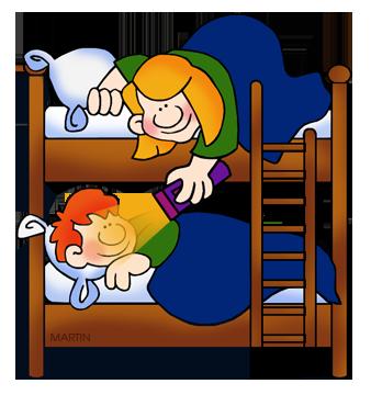 Bed Cartoon clipart.