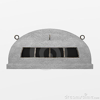 Bunker clipart.