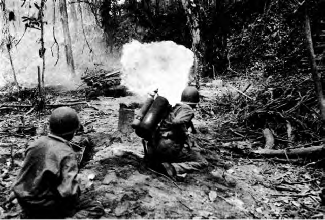 File:M1A1 flamethrower fired at bunker.png.