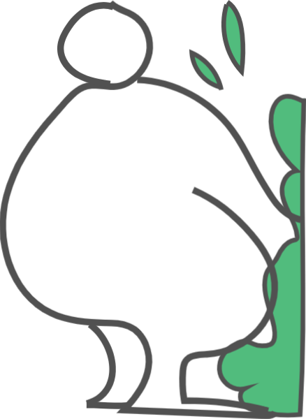 Free Online Rabbit Butt Animal Easter Vector For.