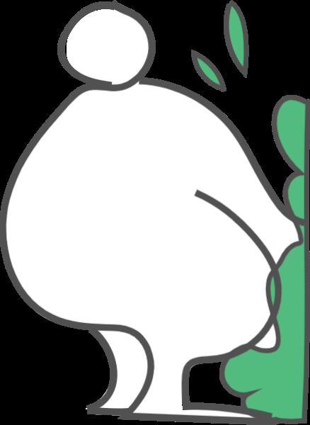 Free Online Rabbit Butt Animal Easter Vector For.