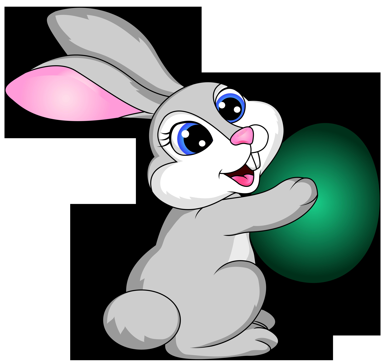 Rabbit Cartoon Clip art.