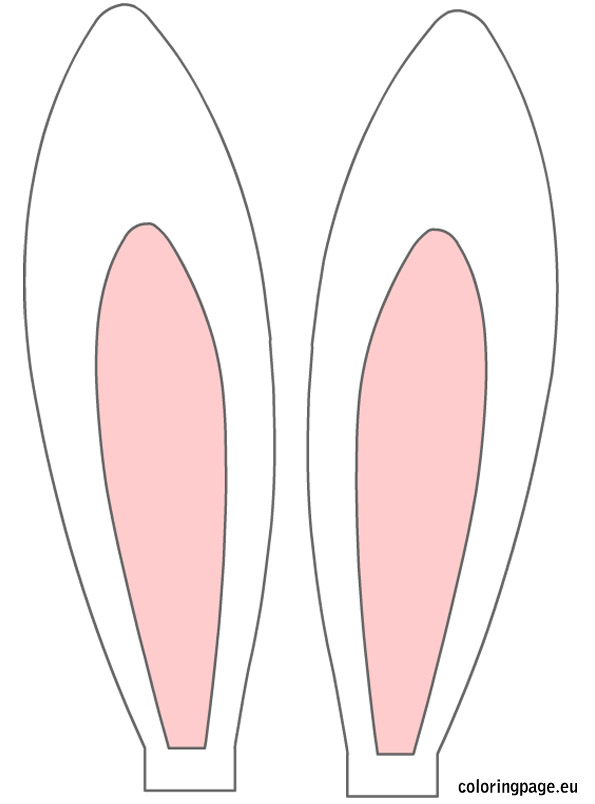Bunny Ears Clipart images collection for free download.